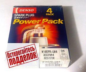 Свечи зажигания Denso W16EPR-U (3021), фото 2