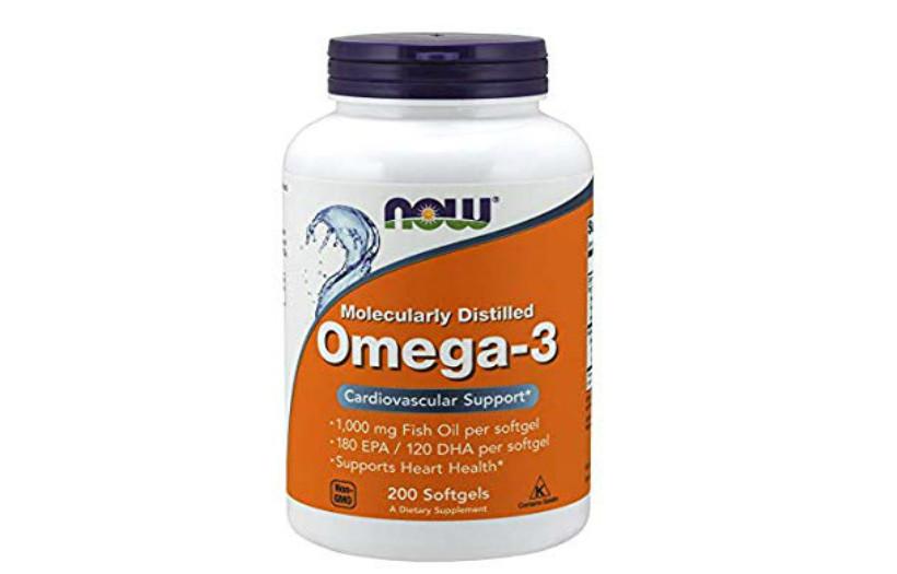 Риб'ячий жир NOW Omega 3 - 200 Softgels