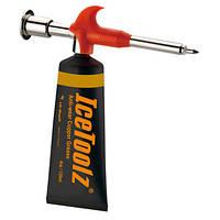 Набор из Медной износостойкой смазки и Пистолета для смазки Ice Toolz C272 (Too-00-88)