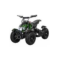 Электроквадроцикл для ддетей и подростков Bambi HB-6 EATV800-10 (черный с зеленым)
