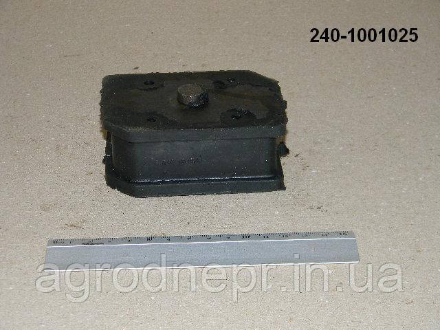 Амортизатор опоры двигателя Д-240 трактора МТЗ 240-1001025