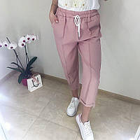 Женские укороченные брюки Разные цвета, фото 1