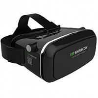 Очки виртуальной реальности VR SHINECON c пультом, 3d очки виртуальные
