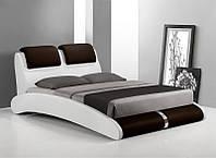 Кровать Монтана крем-арабика