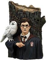 Фигурка NECA Harry Potter Bookends Harry and Hedwig Гарри и сова Книгодержатель BL N.001