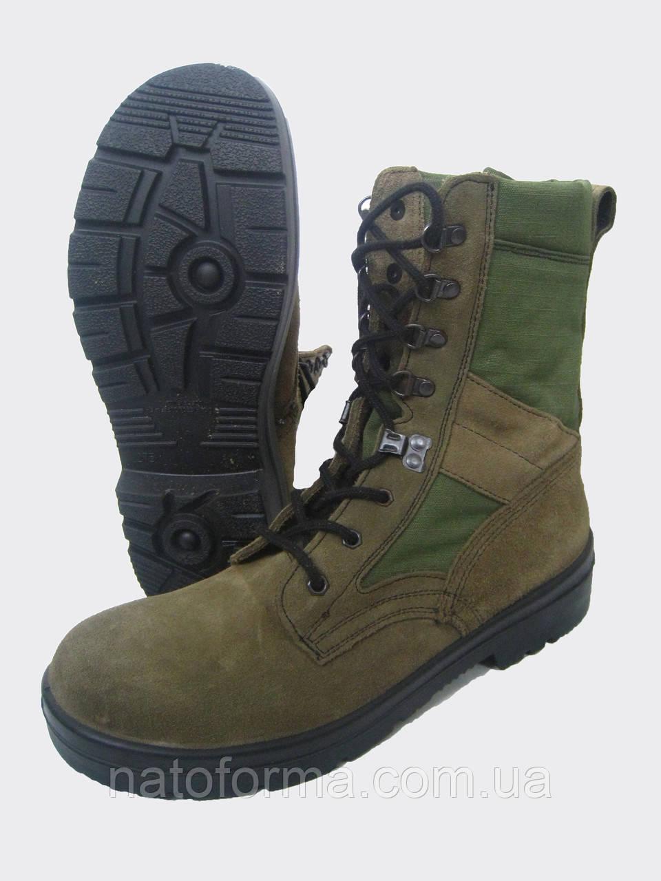 Берцы, военные ботинки. Контрактные армии Нидерландов. Модель M 93 (Haix).