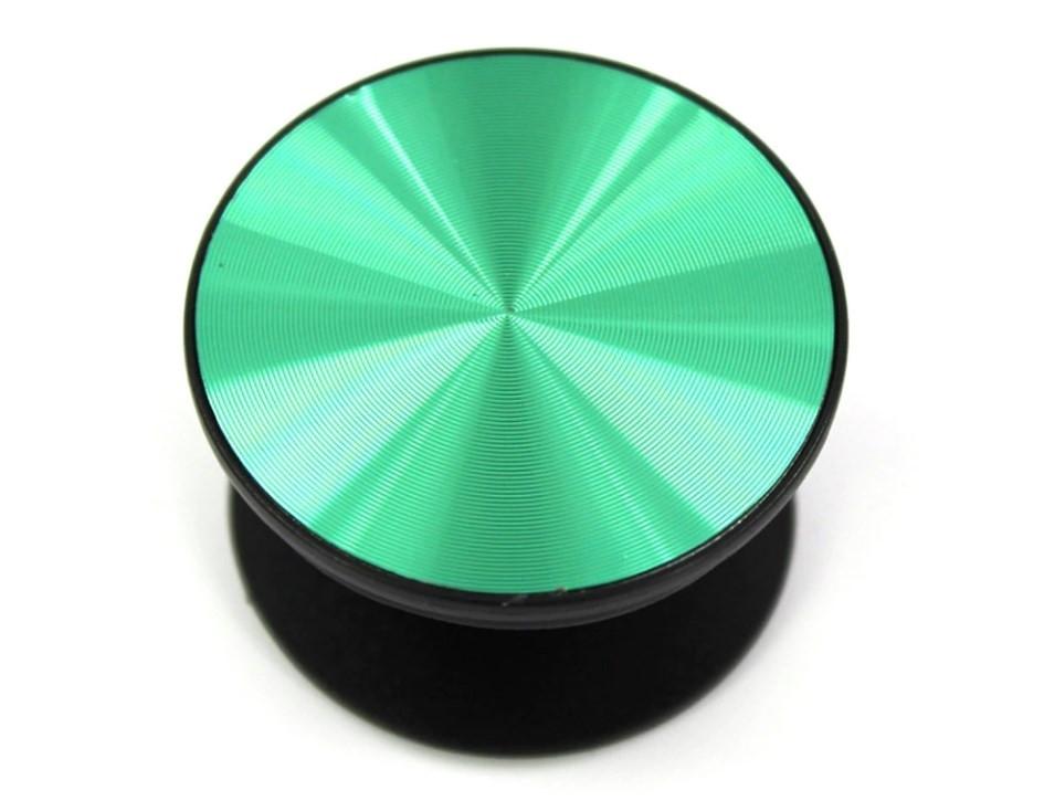Попсокет Popsocket держатель Unipha Metall зеленый