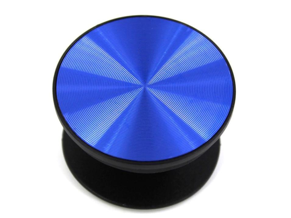Попсокет Popsocket держатель Unipha Metall синий