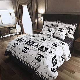 Полутороспальный комплект постельного белья 100% хлопок