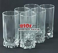"""Набор стаканов высоких 6шт. 330мл """"Future"""" Pasabahce 41442"""