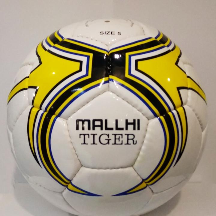 М'яч футбольний mallhi Tiger 5
