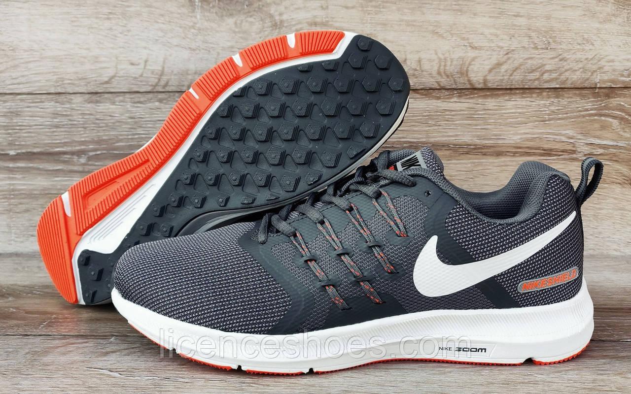 Мужские кроссовки Nike Air Max Run Swift Grey. Только 41 стелька 26см