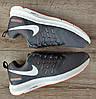 Мужские кроссовки Nike Air Max Run Swift Grey. Только 41 стелька 26см, фото 7