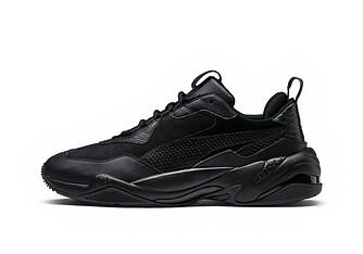 Кроссовки Puma Desert Thunder Triple Black черные