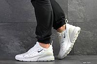 Мужские кроссовки Nike Air Max 270, артикул 7626 белые, фото 1