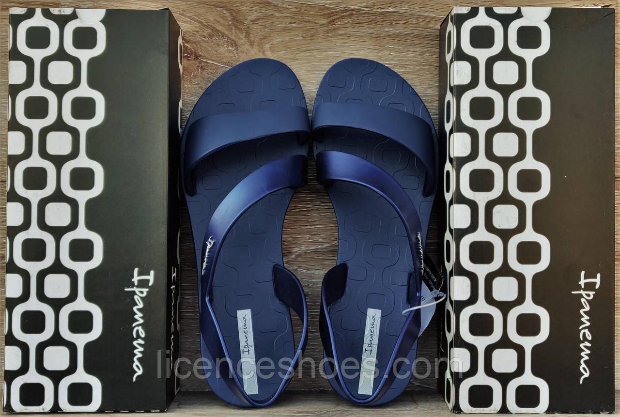 41 расцветка. Женские вьетнамки, сандалии, босоножки Ipanema Vibe Sandal VII Fem СИНИЕ