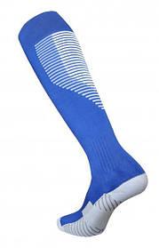 Гетри Europaw синій з трикотажним носком (репліка)