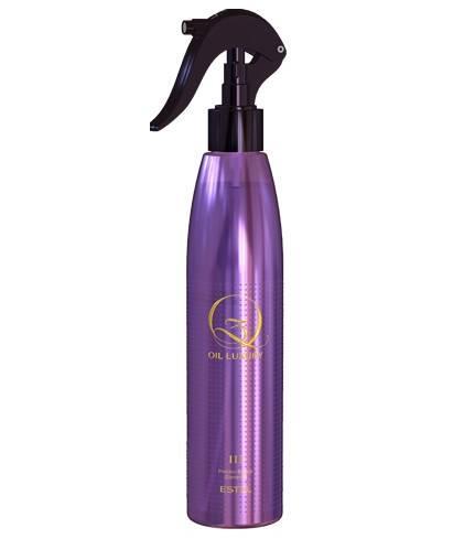 Масло-блеск для волос Q3 OIL LUXURY