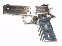 Зажигалка Пистолет 3810 , оригинальный подарок , зажигалка-пистолет , необычные подарки