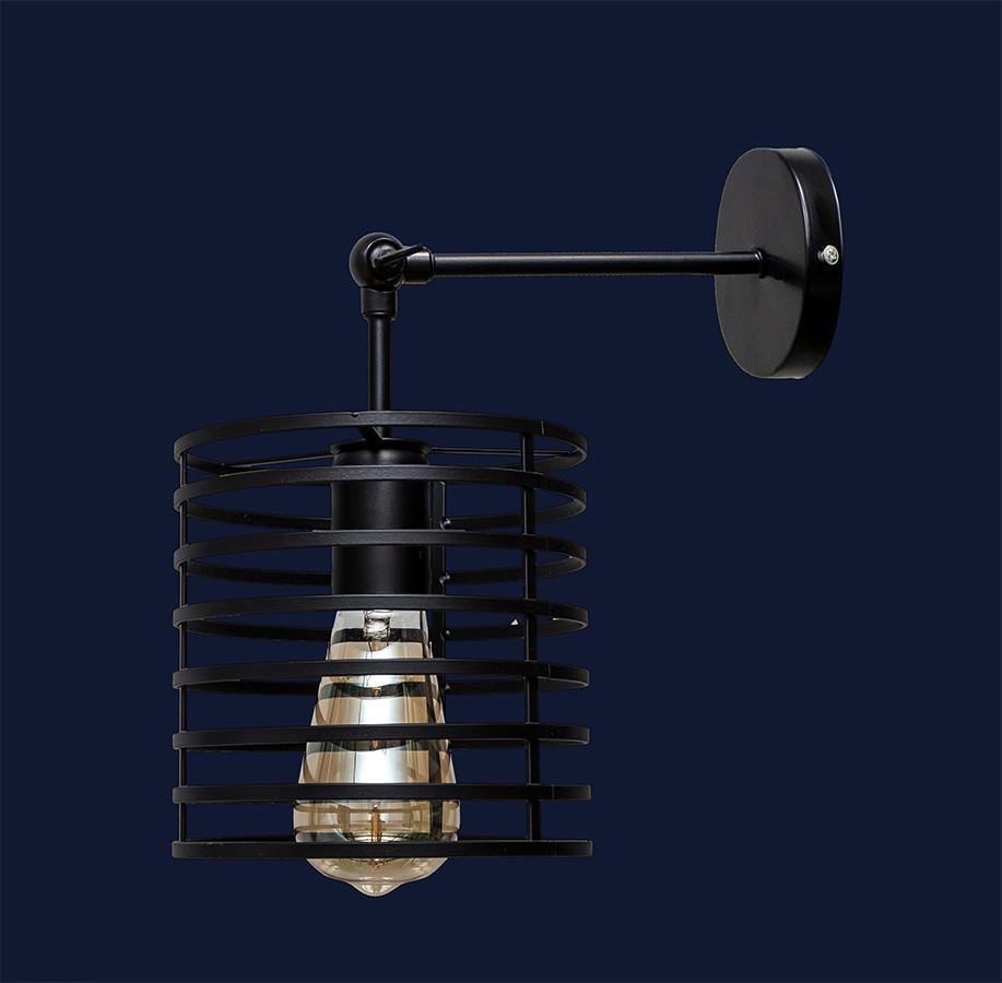 Светильник бра LOFT L07W9150F BK