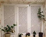 Рулонные шторы Барокко белый, фото 9