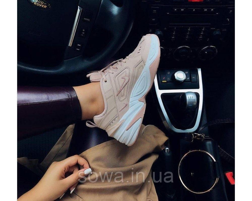 """✔️ Кроссовки Nike M2K Tekno """"Pink"""""""