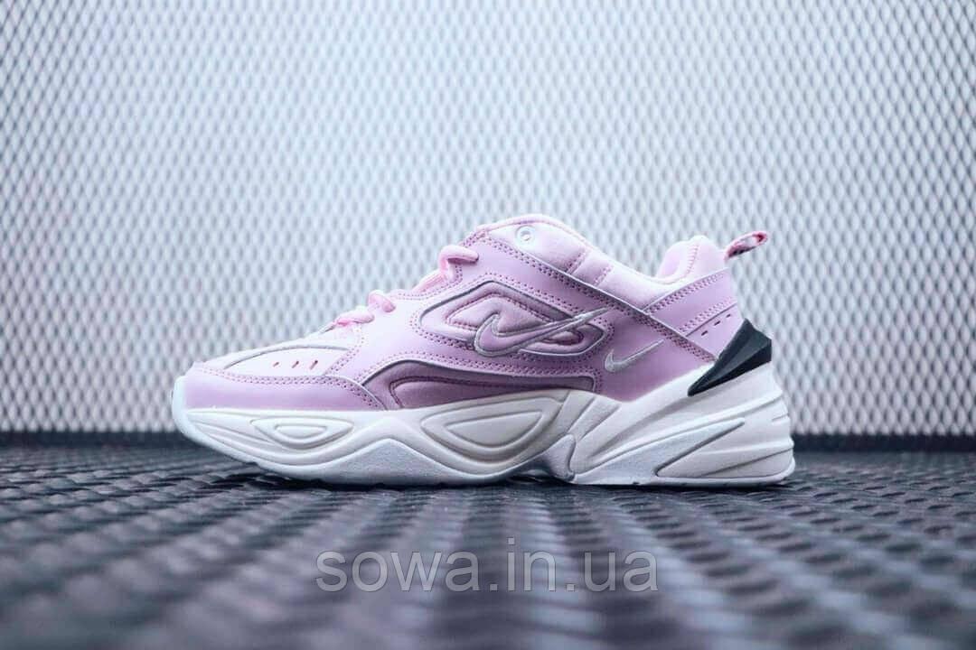 """✔️ Кроссовки Nike M2K Tekno """"Pink Foam"""""""