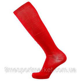 Гетри Europaw червоні з трикотажним носком (репліка)