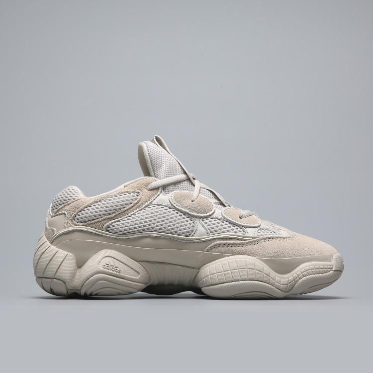 Adidas Yeezy Boost 500 Desert Rat «Blush» бежевые мужские