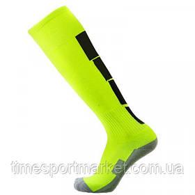 Гетры Europaw зеленые с трикотажным носком (реплика)