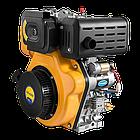 Двигун дизельний SADKO DE 420Е (10,0 л. с.), фото 2