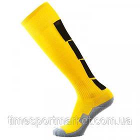 Гетры Europaw желтые с трикотажным носком (реплика)