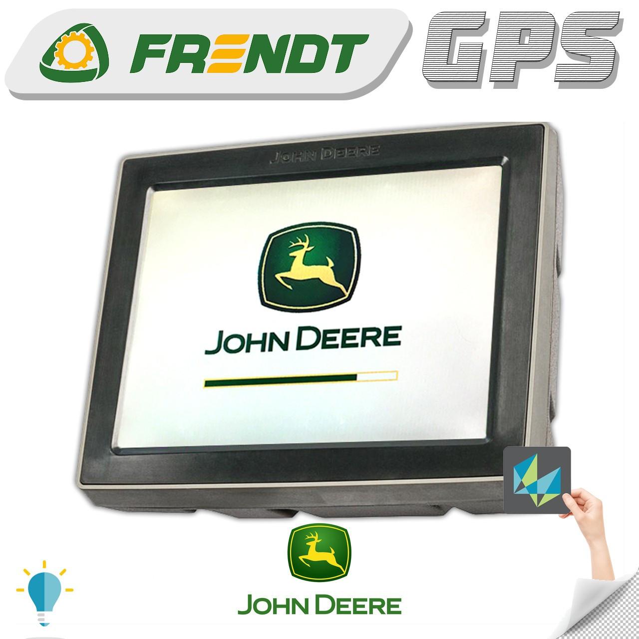 Система паралельного водіння JOHN DEERE 4240