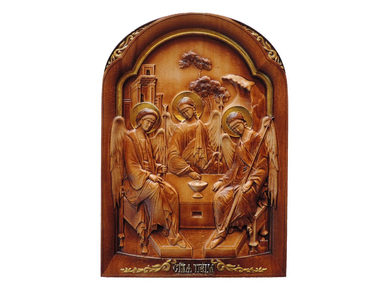 Ікона, Свята Трійця