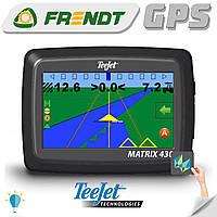 Gps навігатор для трактора (навігатор для поля, сільгосп навігатор) Teejet matrix 430