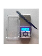 Карманные ювелирные весы 200 г, фото 3
