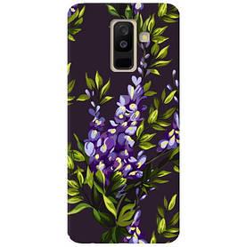 Чехол на Samsung Galaxy A6 2018 Violet