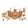 Детский конструктор Деревянная рыцарская крепость , фото 1