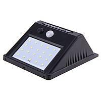 Уличный LED светильник с датчиком движения на солнечных батареях Solar Motion Sensor Light, фото 1