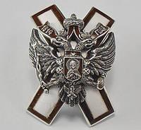 Знак для окончивших 2-е Киевское Николаевское военное училище, I типа (крест), фото 1