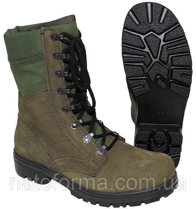 Берцы, военные ботинки. Контрактные армии Нидерландов. Модель M 92