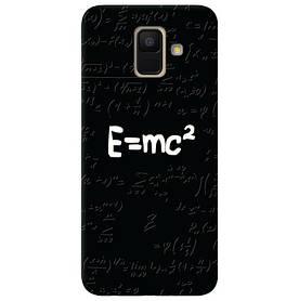 Чехол на Samsung Galaxy A6 2018 Einstein