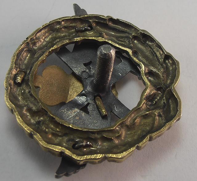Нагрудный знак военного лётчика, Копия,царские награды