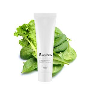 A'Pieu 18 Moisture Cream For Normal & Dry Skin Увлажняющий крем для нормальной и сухой кожи