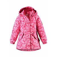 Зимние мембранные куртки Reimatec Jousi, розовая, 122 р.