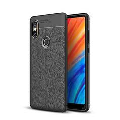 Чехол Touch для Xiaomi Mi Mix 2S бампер оригинальный Black
