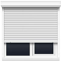 Роллеты Steko стандарт на 2х створчатое окно