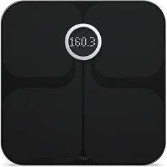 Ваги підлогові електронні Fitbit Aria Wi-Fi Smart Scale Black