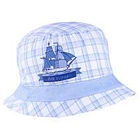 Панамка детская.Панама для мальчика TuTu 102 арт. 3-004575(48-50, 52-54) UV+30