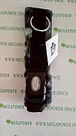 Ошейник флисовый SoftLine M-L фастекс со светоотражателем (UCSF206)